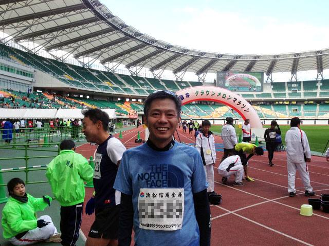 第26回 袋井クラウンメロンマラソン大会 in ECOPA