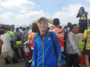 第44回タートルマラソン国際大会 兼 第18回バリアフリータートルマラソン