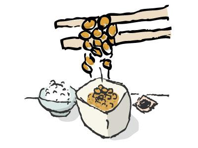 余った納豆のタレ